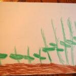 "Storytime ""Planting a Rainbow""—Making a Rainbow Garden Craft"