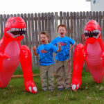 "Storytime with LIFE SIZE FUN–""The Dinosaur Tamer"""