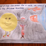 "Storytime & Imagination Craft – ""I Took the Moon for a Walk"""