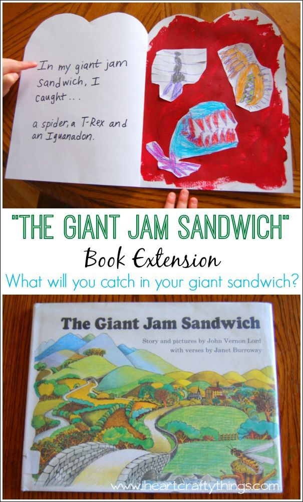 giant jam sandwich coloring pages - photo#5