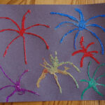 Fourth of July Fireworks Craft