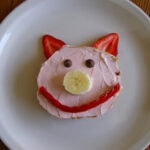 "Piggy Snack to go with ""Piggies"" Story time"