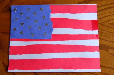 Fun & Simple Flag Craft