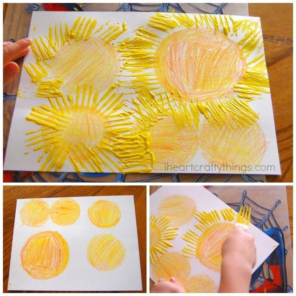 fork-painted-starburst-art