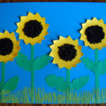 Sunflower Patch Craft