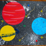 """Out of This World"" Craft"