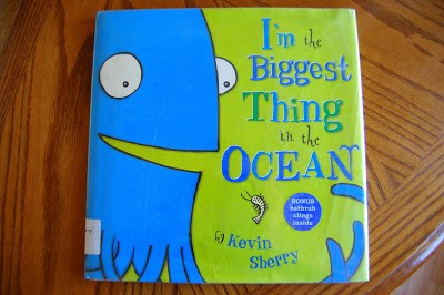 """I'm the Biggest Thing in the Ocean"" with Squid Activity"