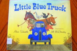 "Story Time ""Little Blue Truck"" with Craft"