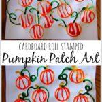 Pumpkin Patch Art