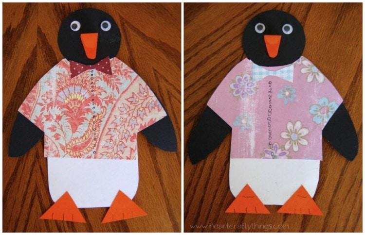 & Tacky the Penguin Craft | I Heart Crafty Things