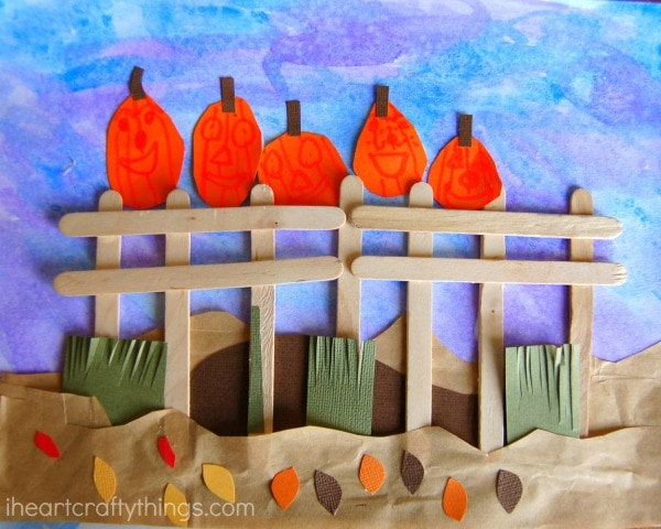 five-little-pumpkins-craft-2