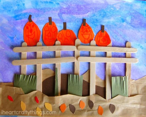 five-little-pumpkins-craft-2