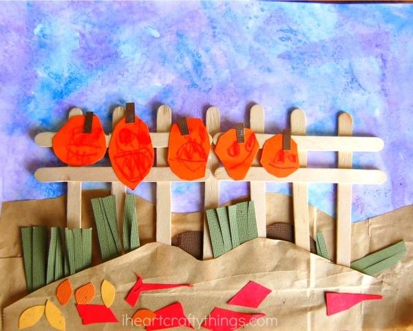 five-little-pumpkins-craft-3