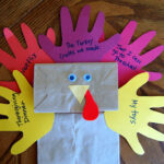 Thankful Turkey Puppets