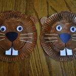 Paper Plate Groundhog