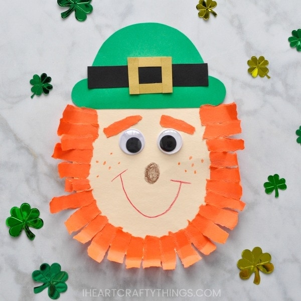 Kids Leprechaun Craft I Heart Crafty Things