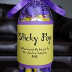 """Sticky Pop""—A Teacher Apreciation Gift"