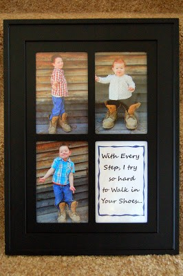 "Father's Day ""Walk in Your Shoes"" Printable"