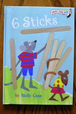 """Six Sticks"" Craft"