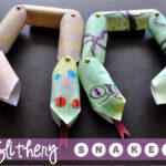 Slithery Snake Craft