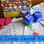 Pre-K Crash Course Review