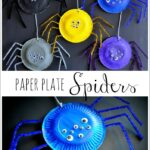 PaperPlateSpiders
