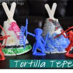 Tortilla Tepee's