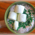 St. Patrick's Day Hot Cocoa