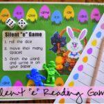 "Silent ""e"" Reading Game"
