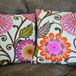HGTV Fabric Pillows
