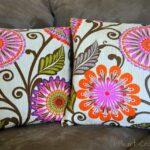 HGTV Fabric Pillows