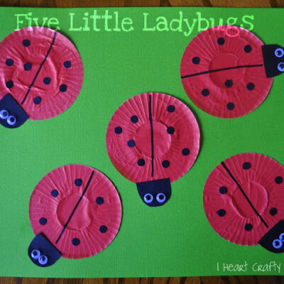 Five Little Ladybugs