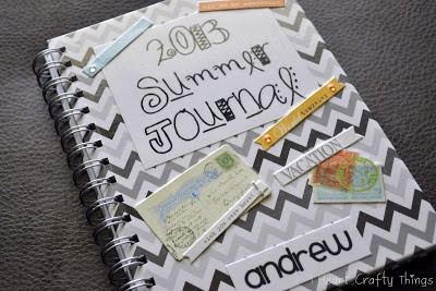 Children's Summer Journal