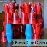Paper Cup Castle