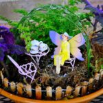 Create Your Own Fairy Tea Garden
