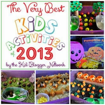 Kids Blogger Network Best of 2013 Blog Hop