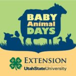 Family Pass Giveaway to Baby Animal Days at USU Botanical Center
