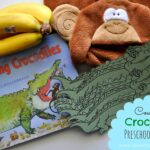 Counting Crocodiles…A preschool math activity