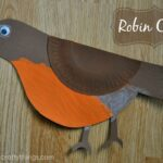 Robin Bird Craft