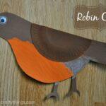 Robin Bird Craft