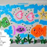 Sticky Wall Ocean Craft