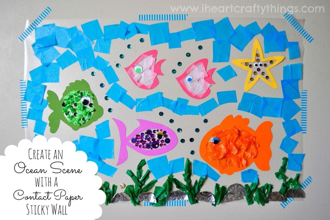 Winter Animals Craft Ideas