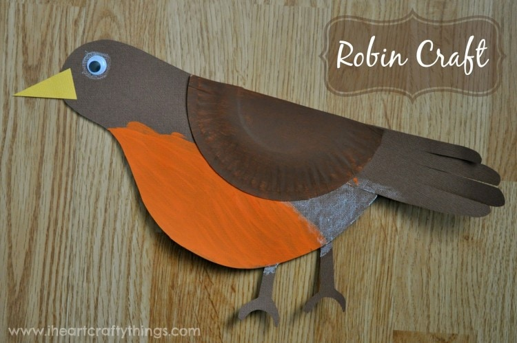11 Awesome Bird Crafts I Heart Crafty Things