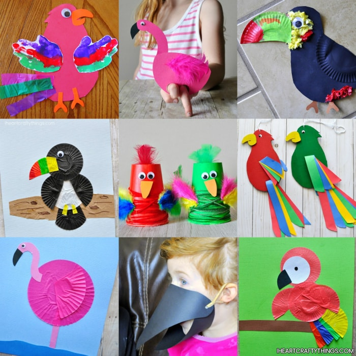 75 Awesome Bird Crafts For Preschoolers The Ultimate Resource
