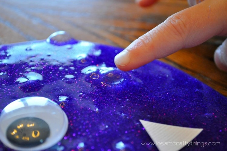 Monster Slime | I Heart Crafty Things