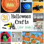 31 Halloween Crafts for Kids