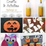 Preschool Halloween Crafts and Learning Activities
