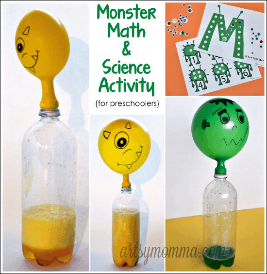 preschool halloween crafts and learning activities - Halloween Preschool Ideas