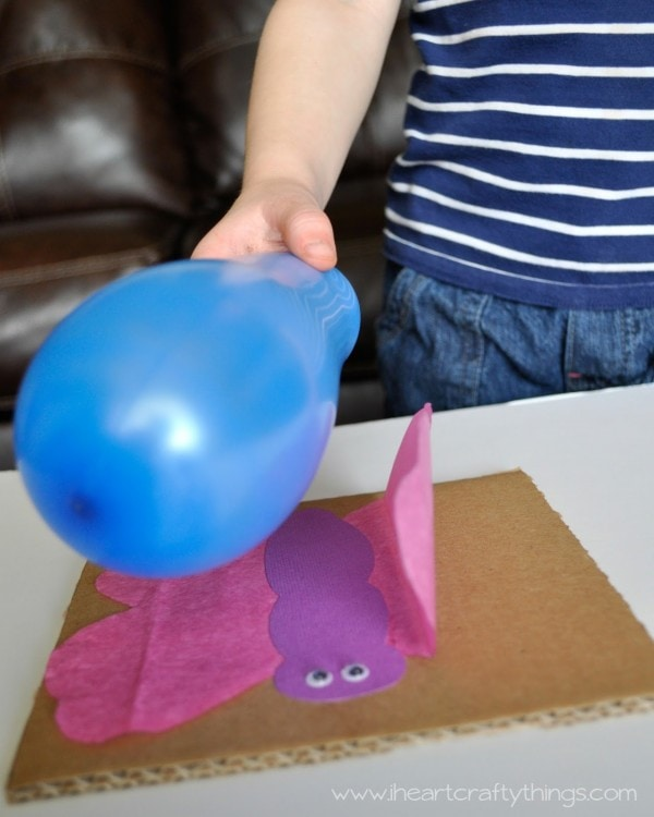 static electricity science project