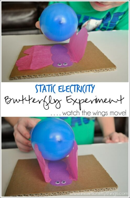 Static Electricity Experiment Ideas